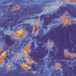 """El coordinador de Protección Civil de la zona, Joaquín Téllez Álamo, manifestó que el último reporte del Servicio Meteorológico Nacional estableció que la tormenta tropical """"Ileana"""" continuaba alejándose de las costas Sudcalifornianas y que no representaba riesgo de lluvias, aunque sus remanentes estarían causando efectos en las costas, como mar de fondo y fuertes oleajes, por lo que recomendó a los ciudadanos estar atentos."""
