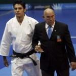 En semifinales Ávila cayó ante el ucraniano Dmytro Solovey, por lo que no pudo pelear por el oro, que había conseguido en los Juegos del 2008.