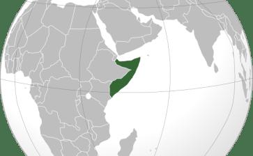 Adopción provisional de una constitución en Somalia