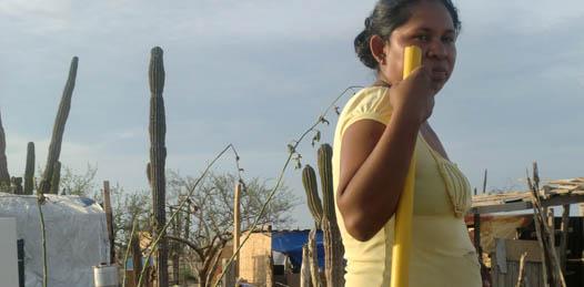 Acosaba jornalero a damita en La Pasión