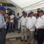 El Dr. José Ángel Córdova Villalobos, Secretario de Educación Pública, dio un recorrido por las instalaciones del Hospital Veterinario de la UABCS, acompañado del M. en C. Gustavo Rodolfo Cruz Chávez y de Marcos Alberto Covarrubias Villaseñor.