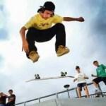 """.- Este domingo 26 de agosto, a partir de las 6 de la tarde, el parque 20 de Noviembre albergará el torneo de skate """"Dibujando sonrisas"""", auspiciado por la Asociación Civil """"Citacrom"""" y el grupo de jóvenes """"Eholim""""."""