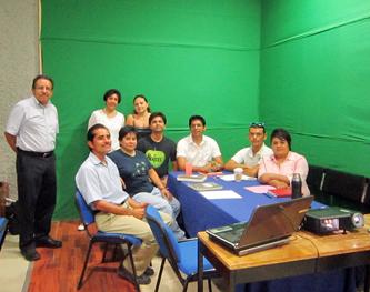 Se imparte en la UABCS el curso-taller de Programación radiofónica