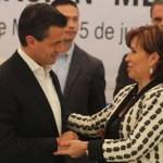 Rosario Robles Berlanga a SEDESOL.