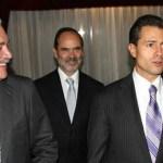 Asistieron a esta reunión, además del dirigente panista y el gobernador sudcaliforniano, los gobernadores de Baja California, Sonora, Morelos, Puebla, Guanajuato, Jalisco, y Sinaloa.