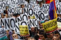 Manifestaciones anticrisis