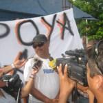 José Manuel Aripez, manifestó que, desde el mes de febrero pasado, Cesar Lira, el Gerente de API Cabo San Lucas, pidió 15 días para resolver el problema, pero este continúa igual o peor que hace cinco años, pues no existe un área definida para el fileteo.