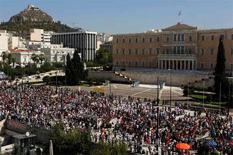 Grecia paralizada por la austeridad