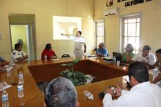 En Sesión Permanente Consejo Municipal de Protección Civil