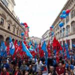 Huelga Italia
