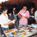 Feria del libro UABCS
