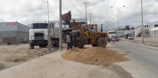 Costará 145 mdp el reparar vialidades en los cinco municipios