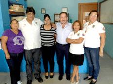 Realiza alcalde recorrido por dependencias de SJC