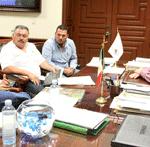 alcalde JAAM con SAPALC