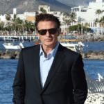 Alec Baldwin visitó La Paz