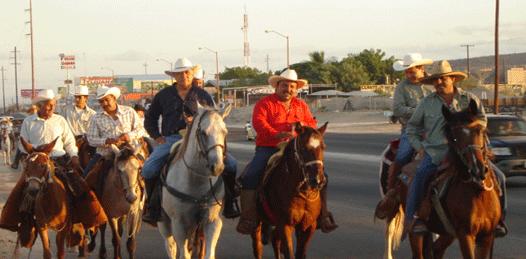 Con cabalgata celebrarán las Fiestas de Todos Santos
