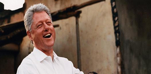 Llega Bill Clinton a Los Cabos