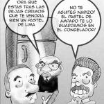 """Los cartones de Ricardo: """"cumpleaños"""""""