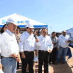 Inicia construccion Hospital Comondu