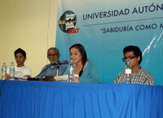 """En la UABCS, la conferencia """"Movimientos estudiantiles"""""""