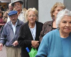 Marcharán Jubilados por su bono de fin de año