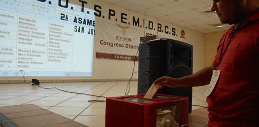 Decide MORENA convertirse en partido político