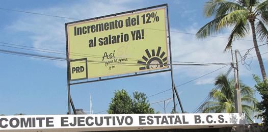 2012: un año difícil para el PRD