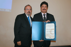Recibe OOMSAPAS Premio Nacional PROSAPys