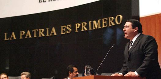 Recuerda el senador Barroso conversión de BCS en estado
