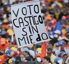 Venezuela, por el voto indeciso