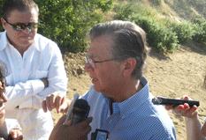 Héctor Rangel, director general de BANCOMEXT.