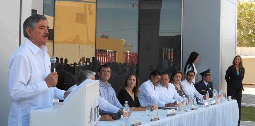 """Con flamante edificio inicia el IFE un """"nuevo capítulo de la vida institucional"""""""