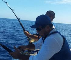 Sábado de atún en Los Cabos