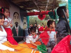 Se realizó el tradicional desfile de la Revolución