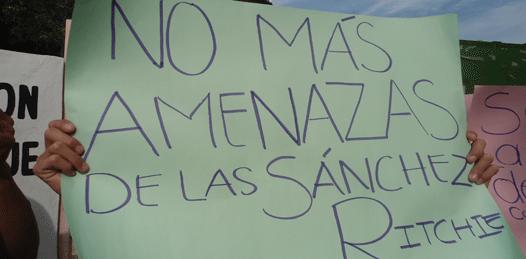 """Denuncian invasores de Cactus y Lagunitas """"ser acosados"""""""