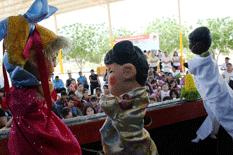Llevan cultura del agua a preescolar y primaria