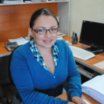 Directora de Ingresos, Paz del Alma Ochoa Amador.
