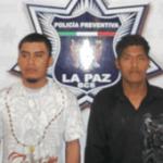 Angel de Jesús Parra Alvarado y Alejandro Próspero Hernández.