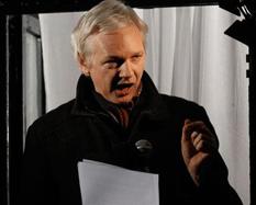 La amenaza de Julian Assange