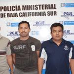 Manuel Burgos López, Eduardo Ventura Vera, Francisco Javier, Aarón Daniel Rivera Rodríguez y Mario Alberto Gamboa García.