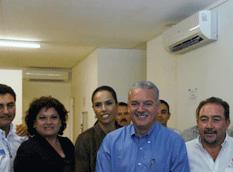 Inauguran oficinas de Conciliación y Arbitraje