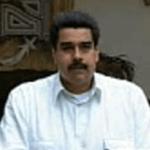 vicepresidente venezolano, Nicolás Maduro