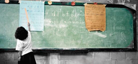 """La educativa es una """"reforma válida"""" que """"sí se debe de hacer"""" opina diputado"""