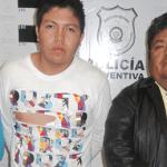Enrique Ramírez Soria, Enrique Ramírez Vázquez y Jorge Luis Ortega Márquez.