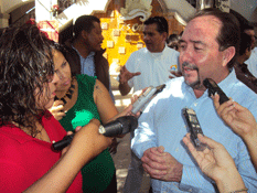 Positiva la visita del Alcalde a Conagua