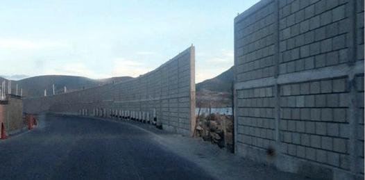 Presume PEMEX permisos para edificar la barda de Punta Prieta, pero no los muestra