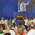 Centro de Convenciones G20 de Los Cabos.