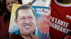 Chávez se aferra a la vida
