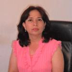 Directora de Cultura Laura Elena Chacón Cárdenas.
