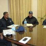 Se reúne Secretario General con titulares de Seguridad
